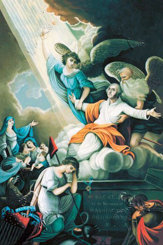 Ascension to Heaven - GeorgeWashington