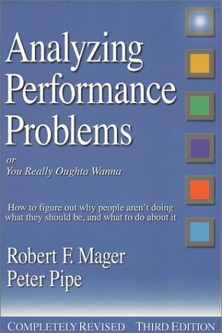 Required Reading: Analyzing Performance Problems ISBN 1879618176