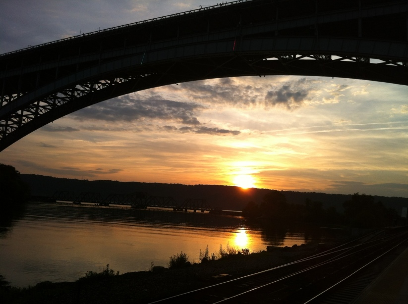 Spuyten Duyvil Sunset