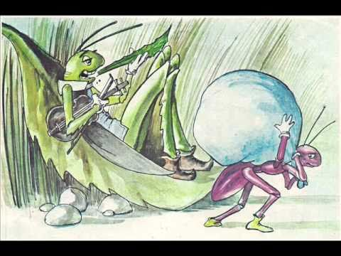 The Ant and the Grasshopper: Living a fable-ous life | Dan ...