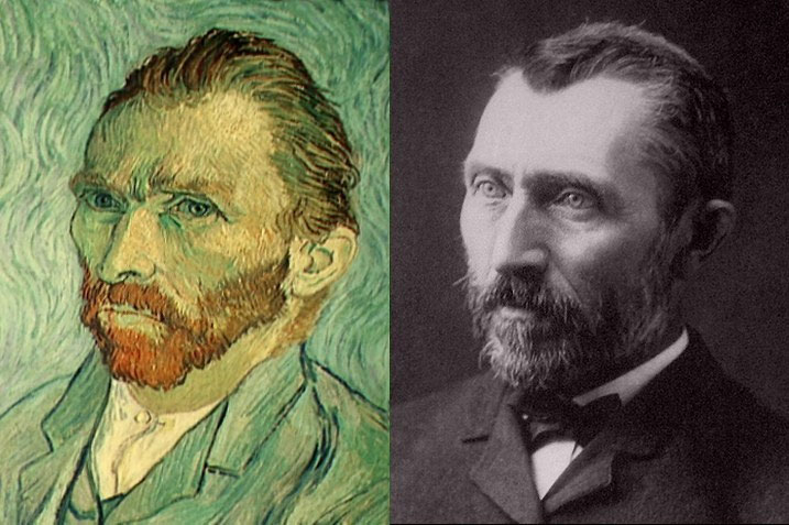 comparison of van gogh and paul gauguin The most famous post-impressionist artists are paul cézanne, paul gauguin,  georges seurat, and vincent van gogh these artists influenced.