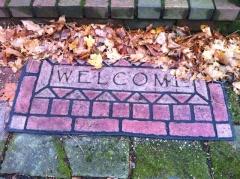 Welcome Mat 1