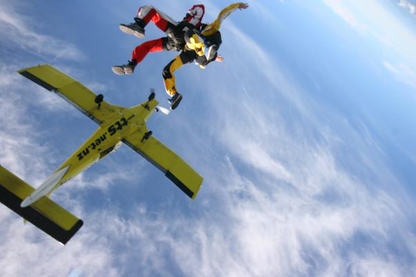 Dan Tandem Jump 2