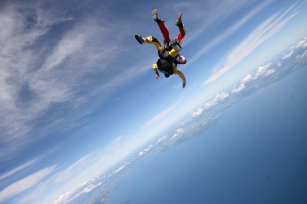 Dan Tandem Jump 3
