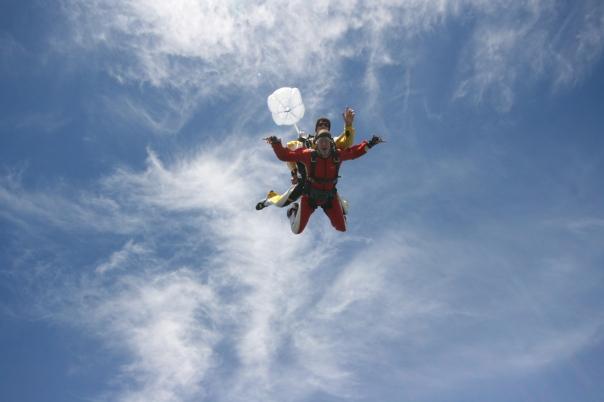 Dan Tandem Jump 5