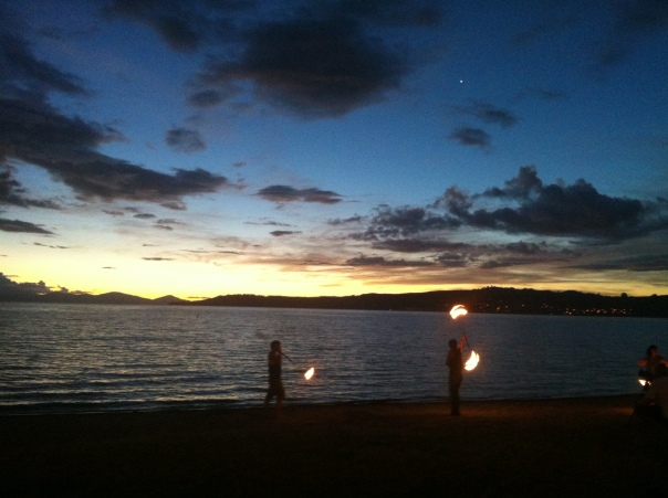 taupo sunset 4