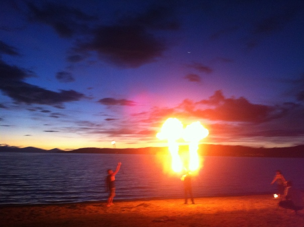 taupo sunset 5
