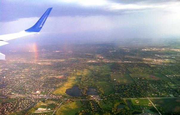 wingtip rainbow chicago burbs