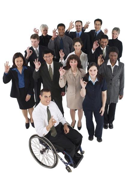 """""""Diversity check?  A-O-K!"""""""