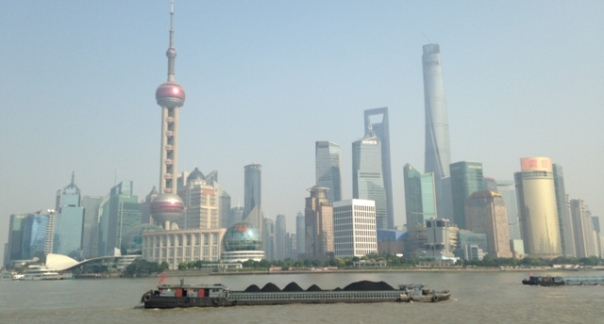 06 - Huangpu Coal Boat Parade I