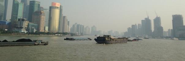 07 - Huangpu Coal Boat Parade II