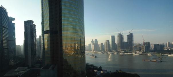 07 - Pudong Looming over Huangpu