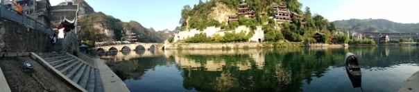 Black Dragon Cave - Riverfront View