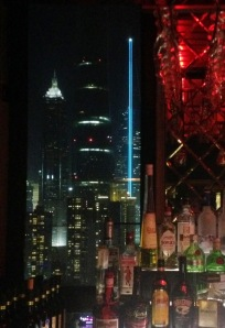 Humble Bartenders Borrowed View of Pudong