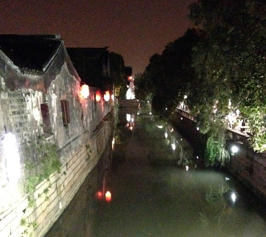 Suzhou Night Canal 1
