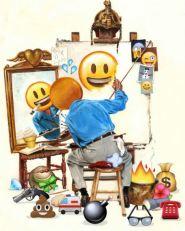 Emoji after Rockwell