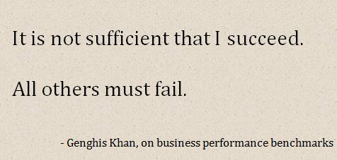 Genghis Khan Quote 1
