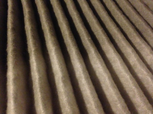 11 - dirty air filter
