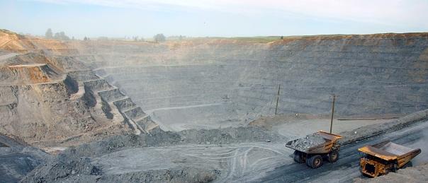 Macraes Gold Mine - Fraser's Pit